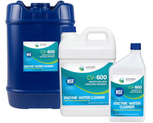 CV-600 Enzyme Water Cleaner