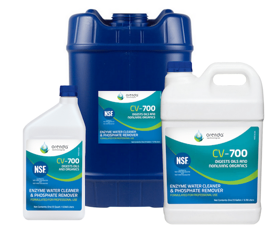 CV-700 Enzyme and Phosphate Remover