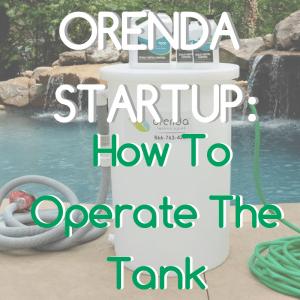 The Orenda Calcium Startup