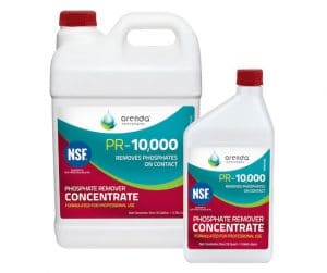 PR-10,000 Phosphate Remover in action!
