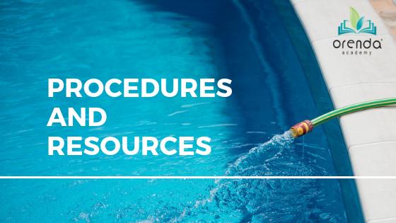 pool procedures orenda
